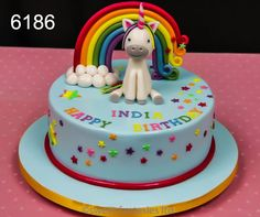 Girls Birthday 4 - sweet fantasies cakes - Stoke-on-Trent