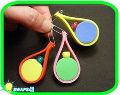 Mini Canteen Scout SWAPS Girl Craft Kit - Swaps4Less