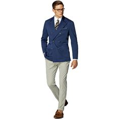 Suitsupply Jackets: We couldn't be more proud of our tailored jackets. Mens Fashion Suits, Mens Suits, Men's Fashion, High Fashion, Summer Office Outfits, Suit Supply, Gentlemen Wear, Summer Jacket, Tailored Jacket
