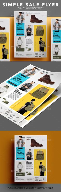Product Sale #Flyer - Commerce Flyers Download here: https://graphicriver.net/item/product-sale-flyer/19485989?ref=alena994