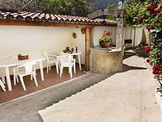 Ferrol: Appartement - FerrolHuis met tuin