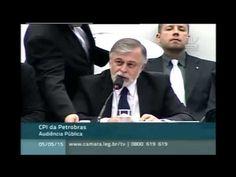 CPI DA PETROBRAS...Paulo Roberto Costa confirma! Dilma sabia de tudo!!!