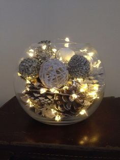 Fairy Lights Battery Operated for Bedroom Indoor Outdoor Warm White 60 LEDs Timer Copper . : Fairy Lights Battery Operated for Bedroom Indoor Outdoor Warm White 60 LEDs Timer Copper Wire Lights? Pack of 3 set Battery Bedroom Christmasdecorat Farmhouse Christmas Decor, Rustic Christmas, Simple Christmas, Christmas Home, Christmas Bulbs, Christmas Crafts, Magical Christmas, Christmas Tree Ideas, Dollar Store Christmas