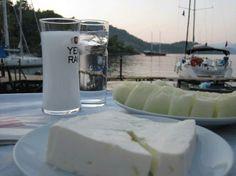 Rakı and Balık <3