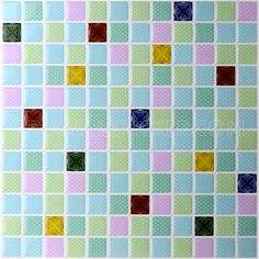 Square Wall Tiles - T80233