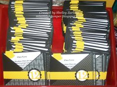 criss cross Graduation Announcements   Here's a close up of one. You can see that they are a criss-cross card ...