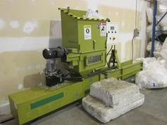 EPS machine for polystyrene scrap - Equipment & Tools, Sell & Buy - Los Angeles, California, United States - Kugli.com