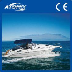 8m Fiberglass Cabin Cruiser Boat (7500 Sports Cruiser) - Buy Cabin Cruiser…