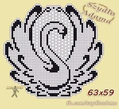 Crochet Doily Rug, Crochet Borders, Crochet Cross, Crochet Tablecloth, Crochet Stitches Patterns, Doily Patterns, Thread Crochet, Crochet Designs, Cross Stitch Patterns