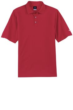 39294ce651c52 The Dri-FIT Pique II combines the softness of pique cotton with the cooling