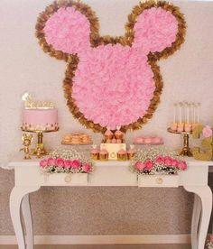 Tudo Simples e Decorado: Minnie