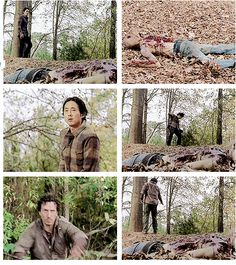 """The Walking Dead 5x16 """"Conquer"""".. Nichols needed to be shot.. But maybe his character will redeem himself?"""
