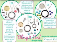 Bling it On! http://sloma.origamiowl.com