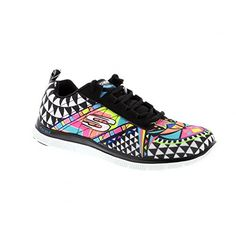 Skechers Damen Flex AppealArrowhead Sneakers - http://on-line-kaufen.de/skechers/skechers-damen-flex-appeal-arrowhead-sneakers