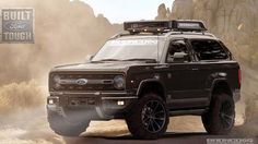 A Bronco fan forum renders the next-generation Bronco. It's true to the original, but with a modern take. Ford is planning more SUVs, this might be one.