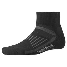SmartWool Womens Walking Light Cushioned MiniCrew Socks Pair BLACK M685 *** Find out more about the great product at the image link.