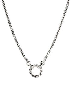 Collars Submissive, Layered Chain Necklace, Necklace Online, Box Chain, David Yurman, Jewelry Accessories, Jewelry Necklaces, Gemstones, Sterling Silver