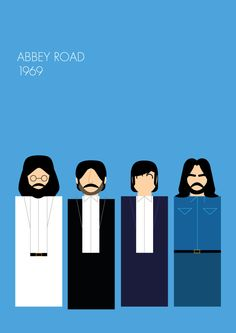 Here are some graphic Beatles Posters I recently made for one of courses (2D + 3D Design) and I wanted to share them with y'all ! Made by Me.