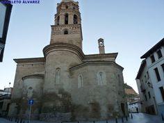 Concatedral de Monzón, Huesca