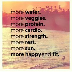 Be Fit Motivation
