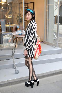 The Best Japanese Street Style | StyleCaster