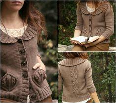 Never Not Knitting: Introducing... Botanical Knits!