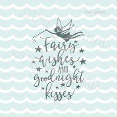 Fairy SVG Fairy Wish