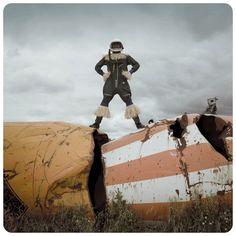 """Afronauts"" by Spanish photographer Cristina De Middel"