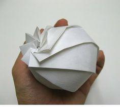 polyhedron box / paper arts