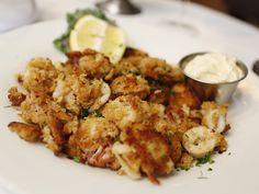 Calamari and more: Make lower-calorie Italian classics