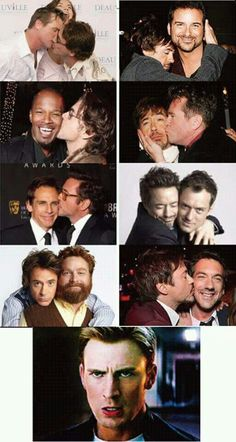 The many loves of Robert Downey Jr.
