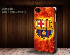iphone case76 fcb Barcelona Football Clubiphone by rainbowcaseshop, $15.99
