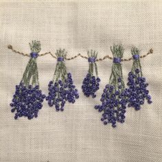 Nuu Amu ~ ki to hi ~の画像 Embroidery Needles, Hand Embroidery Stitches, Silk Ribbon Embroidery, Embroidery Hoop Art, Floral Embroidery, Cross Stitch Embroidery, Embroidery Patterns, Quilt Stitching, Embroidered Flowers