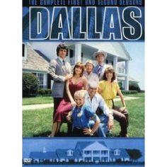 Who shot J.R.? - Dallas - TV Show - MEMORIES - 80's