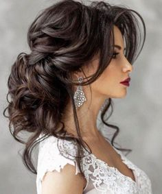Most Loving Low Bun Wedding Hairstyles