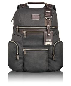 Knox Backpack - Tumi - Anthracite