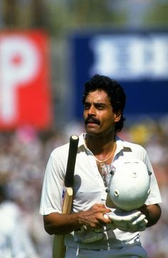 On this day (June 10) in 1986, India secured their first, and only, Test victory at Lord's. The captain was Kapil Dev and the Man of the Match in that historic game was Dilip Vengsarkar, who, during the course of the win, became the only man to score three hundreds in successive Test's at Lord's.