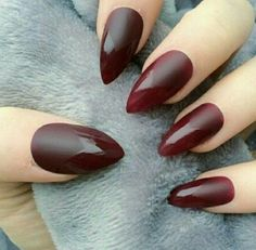#LoveIt, #NailArt, #Red #nails - <3