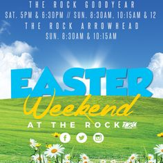 Easter Weekend at The Rock