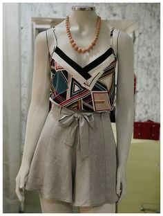 Dress Outfits, Casual Outfits, Cool Outfits, Fashion Outfits, Womens Fashion, Look Con Short, Corset Pattern, Summer Outfits, Summer Dresses