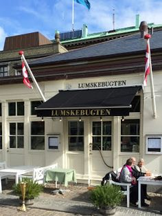 FOOD BY SKADBORG SVARE: Frokost på Lumskebugten