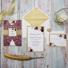 2021 Decor Trends: DIY Ideas for Rustic Wedding Arch Kraft Wedding Invitations, Invites, Wedding Arch Rustic, Wedding Decoration, Dusty Blue Weddings, Wedding Colors, Wedding Themes, Wedding Ideas, Wedding