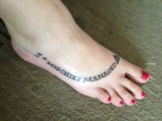 My Harry Potter Tattoo ⚡