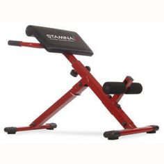 The Stamina X Hyperbench features high-density foam pads to provide additional comfort and support. This comes with assembled dimension of in. w x 28 in. It is foldable for convenient storage. Ab Machines, Ab Workout Machines, Fitness Machines, Exercise Machine, Health And Fitness Tips, Health And Beauty Tips, Health Tips, Padded Bench, Lower Back Muscles
