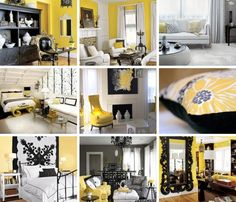 Dont Miss Our Sassy Yellow Home Decor Ideas At CreativeHomeDecorations