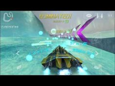 Space Racing 2 ANDROID Gameplay #2 - Space Racing 2 is a Android Free-to-play, Arcade Racing, Multiplayer Game in a science fiction environment.