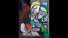 Pablo Picasso's Femme écrivant (Marie-Thérèse). Art historian Diana Widmaier Picasso, the granddaughter of Picasso and Marie-Thérèse Walter, discusses Femme écrivant (Marie-Thérèse), a portrait of the woman who inspired the 'most ecstatically erotic' works of the artist's career. -Christie's-