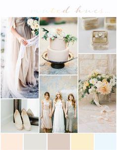 101 Wedding Colour Ideas for your Wedding!!! Gold Wedding Theme, Themed Wedding Cakes, Best Wedding Favors, Wedding Mood Board, Marquee Wedding, Wedding Music, Dream Wedding, Wedding Ideas, Spring Wedding