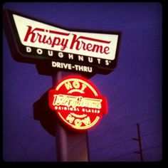 If You Drive By A Krispy Kreme, You Can Miss The  Design Inspirations