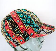 VTG Stormy Kromer Welding Hat UNION MADE Neon Cloth Cap Railroad Paint Work  Wear  StormyKromer  Welding  Casual. ModernThrowback · Vintage Hats 9ab2b4635a20